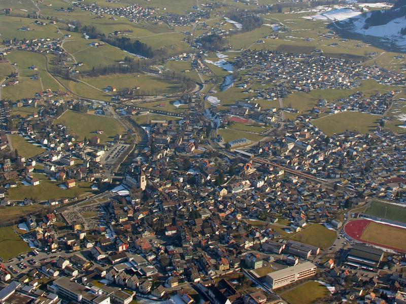 Standort Appenzell